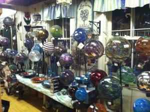 Gazing Balls & Stands